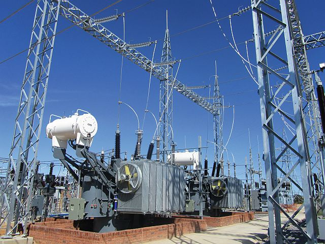 Construction of transformer substation Gabiro, Rwanda