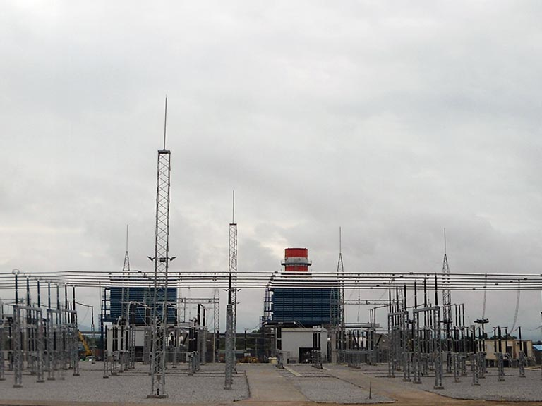 330kV SUBSTATION AT GAS TURBINE POWER PLANT – GEREGU II Geregu, Lokoja, Kogi State, Nigeria