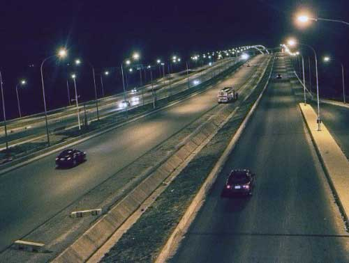 REHABILITATION AND EXPANSION OF ABUJA AIRPORT EXPRESSWAY - DUALIZATION OF STREET LIGHTING