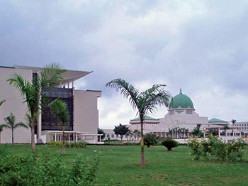 NATIONAL ASSEMBLY COMPLEX, ABUJA, NIGERIA / Phase III Part 1 - House of Senate and House of Representative, Phase III Part 2 - Extension Senate Block and House of Representative