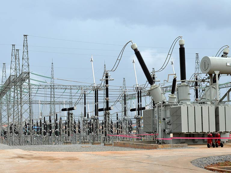 SUBSTATION OKE ARO (ERUKAN)