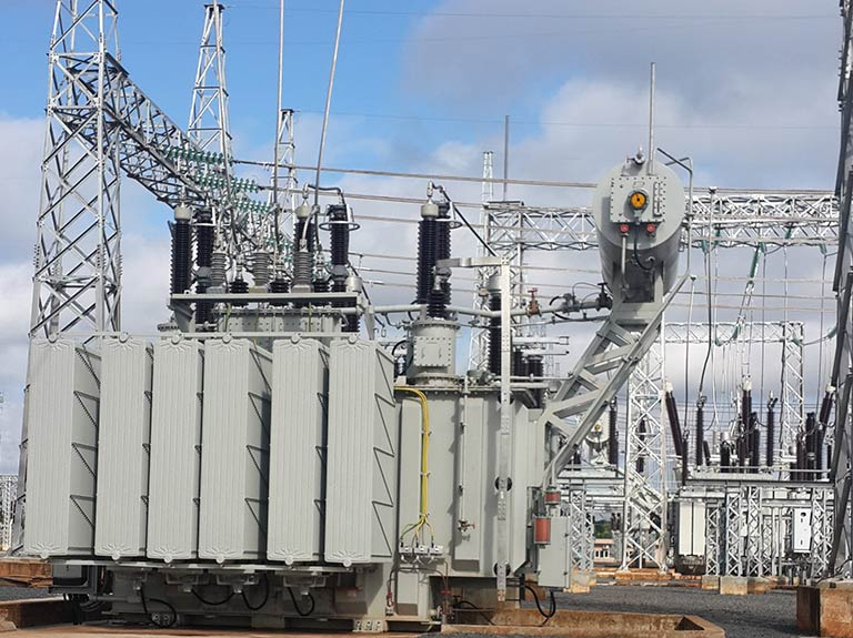 SUBSTATION ILESHA