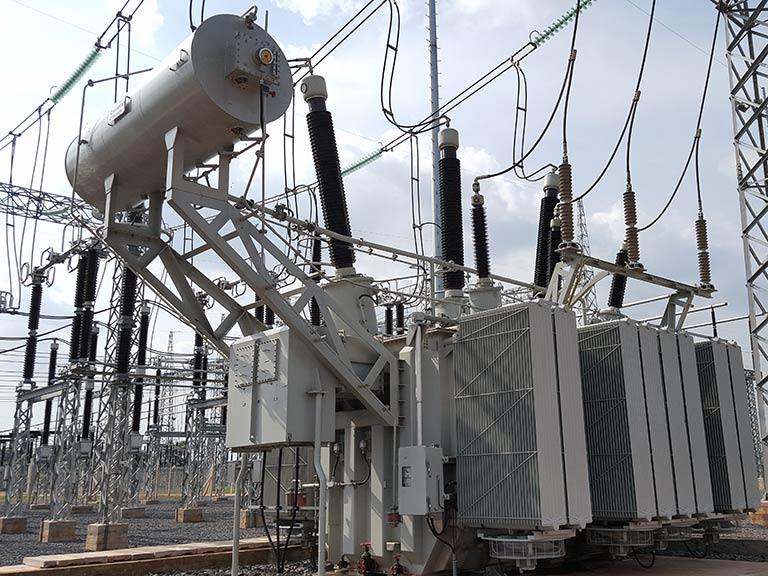 CONSTRUCTION OF SUBSTATION UGWUAJI (EXTENSION) 330/132/33kV, 1x150MVA & 1x60MVA