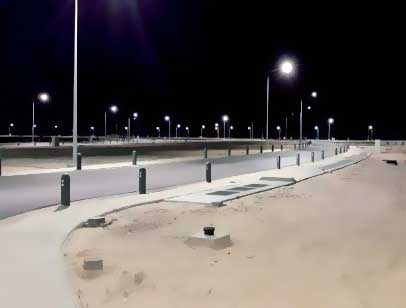 PORT HARCOURT ELME JUNCTION – STREET LIGHTING