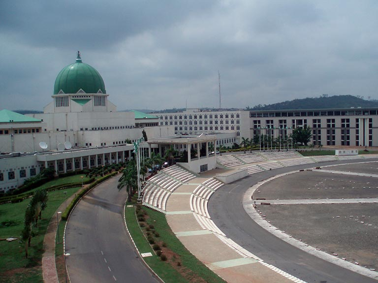 NATIONAL ASSEMBLY RESIDENCE COMPLEX, ABUJA