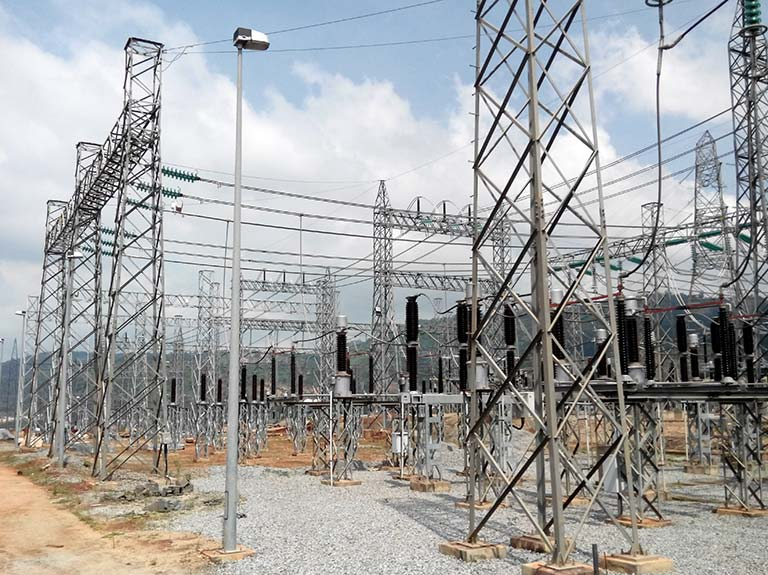 EXTENSION OF SCADA SIGNALS AT KATAMPE SUBSTATION