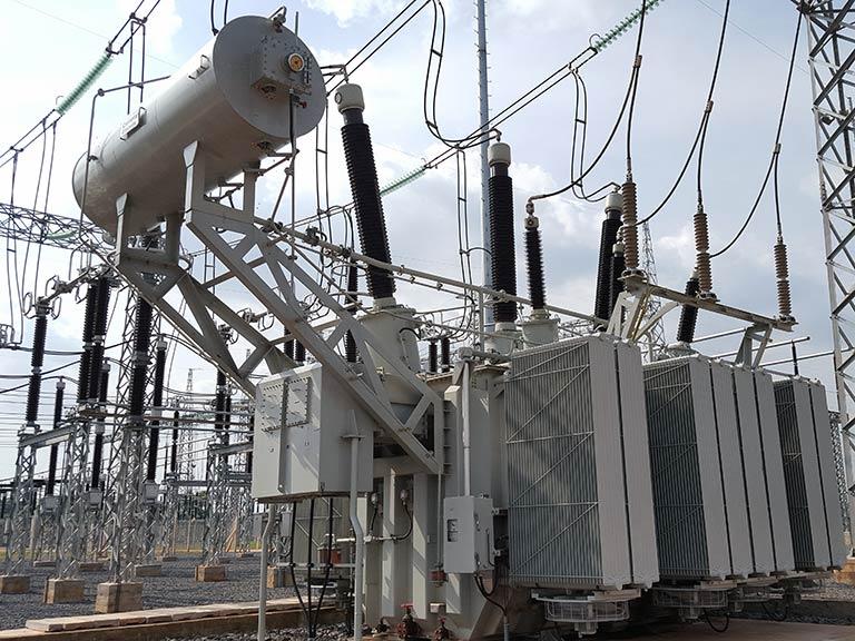 Energo nigeria construction of substation ugwuaji extension 33013233kv 1x150mva 1x60mva ccuart Images